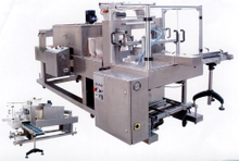 Automatic Tray Shrink Packing Machine